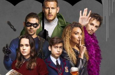 Όσα κρύβει το νέο poster του ''The Umbrella Academy''