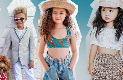 Τα 11 πιο καλοντυμένα παιδιά στο Instagram