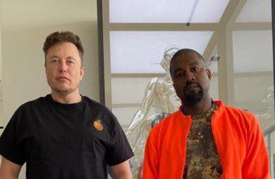 Elon Musk - Kanye West: «Έχεις την πλήρη υποστήριξή μου»