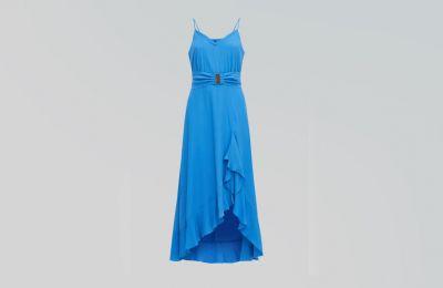 Φόρεμα με βολάν €319 από Marella