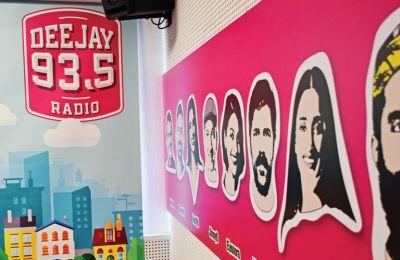 Το νέο στούντιο του Deejay Radio!