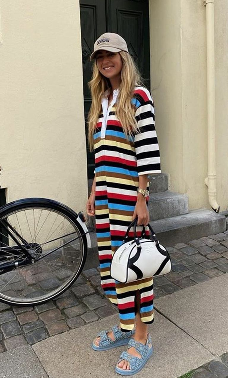 Summery stripes