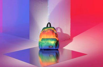 Ανάδειξε τα δικά σου χρώματα με τη Rainbow συλλογή της Eastpak