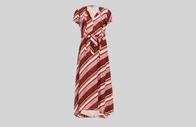 Striped φόρεμα €169 από Marella