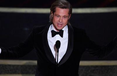 Αυτό είναι το επόμενο βήμα του Brad Pitt
