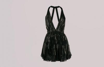 Μαύρο Saint Laurent φόρεμα €1.194 από Amicci