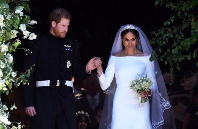 Η κόντρα της βασίλισσας με την Meghan για την τιάρα του γάμου