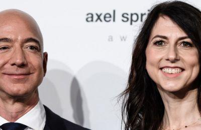 Η πρώην σύζυγος του Jeff Bezos αλλάζει όνομα και κάνει δωρεές με τα χρήματα που κέρδισε