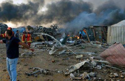 Δημοσιογράφοι από την Βηρυτό περιγράφουν: «Πώς αυτή η χώρα μπορεί να το διορθώσει αυτό;»