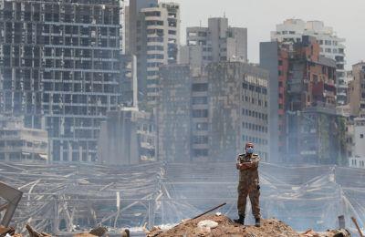 Συγκινεί γριούλα στον Λίβανο: «Προτιμώ να πεθάνω στο κρεβάτι μου»