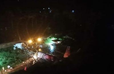 Τουλάχιστον 14 νεκροί από τη συντριβή αεροσκάφους της Air India