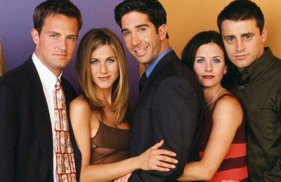 Αναβλήθηκε επ' αόριστον το reunion των ''Friends''