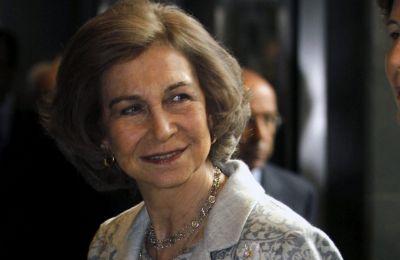 Σοφία της Ισπανίας: «Η πιο μόνη γυναίκα της Ισπανίας»;