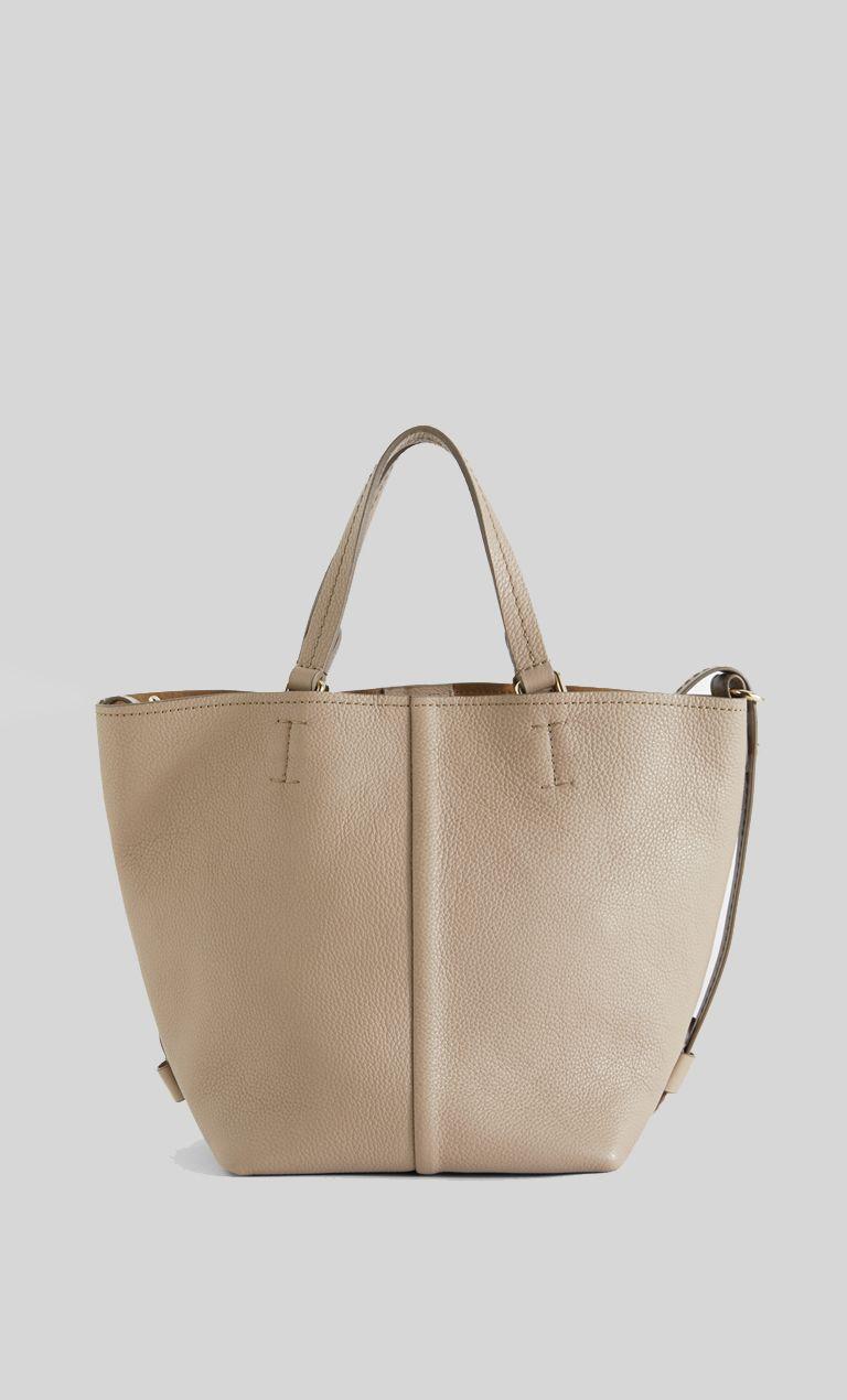Δερμάτινη τσάντα ώμου €535 από Max Mara