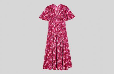 Φλοράλ φόρεμα €26 από Topshop