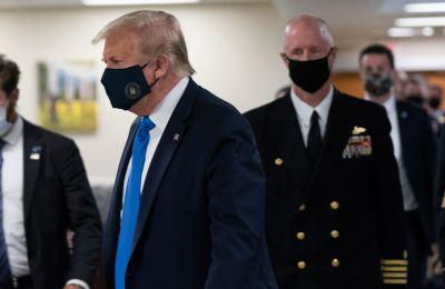 Το τελευταίο πρόβλημα του Trump έχει να κάνει με τα μαλλιά του