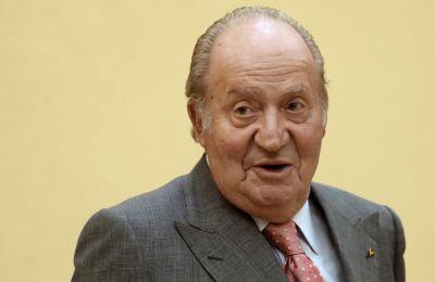 Με την ερωμένη του στην εξορία ο τέως βασιλιάς Juan Carlos