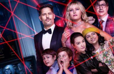 Review: Μια χαλαρή ταινία δράσης για όλη την οικογένεια