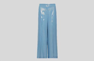 Γυαλιστερό παντελόνι από Marella
