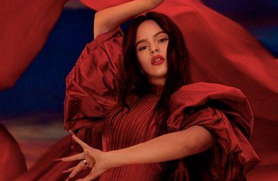 Η Rosalía πρωταγωνιστεί στη νέα καμπάνια της ΜΑC Viva Glam