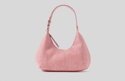 BY FAR δερμάτινο tote bag €470 από Net a porter