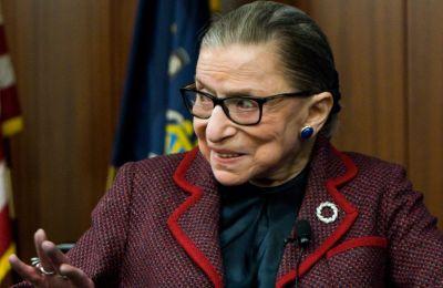 Ruth Bader Ginsburg: Έφυγε από την ζωή η εμβληματική ανώτατη δικαστής των ΗΠΑ