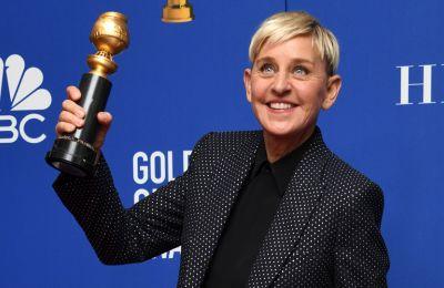 Ellen DeGeneres: «Δεν είμαι τόσο καλή ηθοποιός ώστε να σας κοροϊδεύω εδώ και 17 χρόνια»