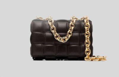Δερμάτινη τσάντα Bottega Veneta €2.950 από Amicci