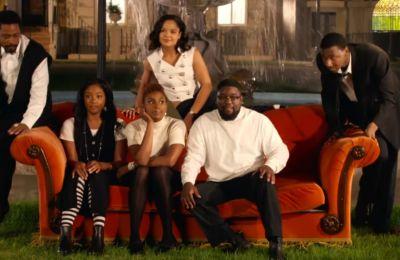 Έχεις δει το ''Friends'' με μαύρους ηθοποιούς;