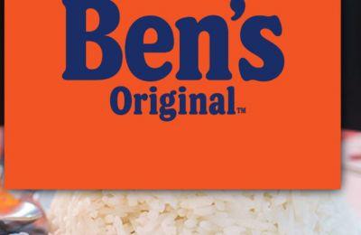 Και επισήμως σε Ben's Original μετονομάζεται το ρύζι Uncle Ben's