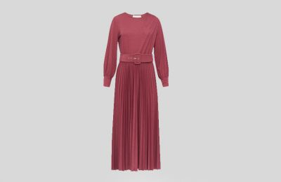 Pleated φόρεμα €238 από Marella