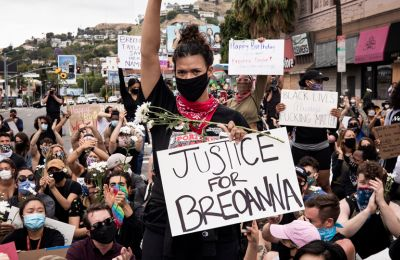 6 μήνες μετά τον θάνατο της Breonna και ακόμη δεν έχει αποδοθεί δικαιοσύνη