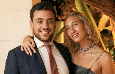 Η Αριάνα Demian και ο Αλέξανδρος Κληρίδης αρραβωνιάστηκαν