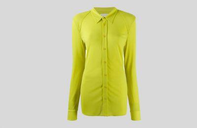 Bottega Veneta μακρυμάνικο πουκάμισο €750 από Amicci