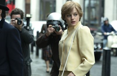Κυκλοφόρησαν οι νέες φωτογραφίες με την Diana, από το ''The Crown''