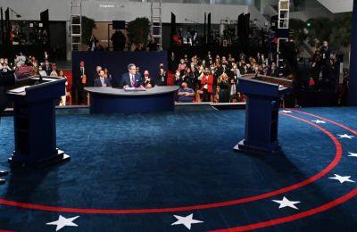 Δημοσκόπηση CNN: Έξι στους δέκα ανακηρύσσουν τον Biden νικητή της τηλεμαχίας