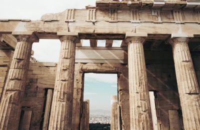 Αποκαλυπτήρια για τον νέο φωτισμό της Ακρόπολης