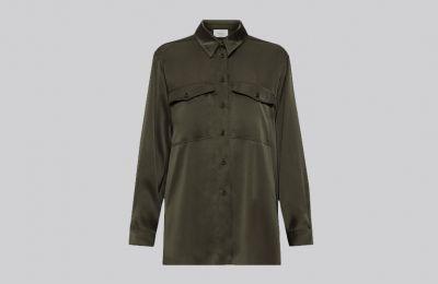 Σατέν πουκάμισο €146 από Marella