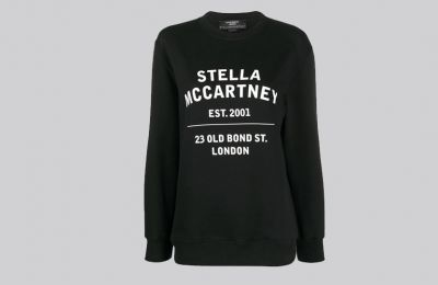 Μακρυμάνικο τοπ Stella McCartney €425 από Amicci