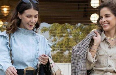 H Μάρα Πετρίδη και η Aναστασία Mούσκου φοράνε τις πιο hot τάσεις της σεζόν