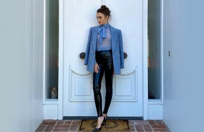 Celeb inspo: 6 stylish τρόποι να φορέσετε το legging σας
