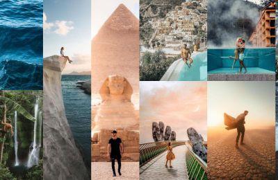 12 φανταστικές travel φωτογραφίες που θα λατρέψεις και εσύ!