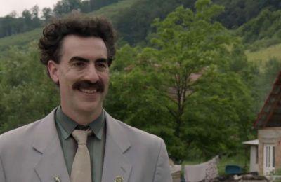 O Borat αποκαλύπτει την επικίνδυνη ολίσθηση στην απολυταρχία
