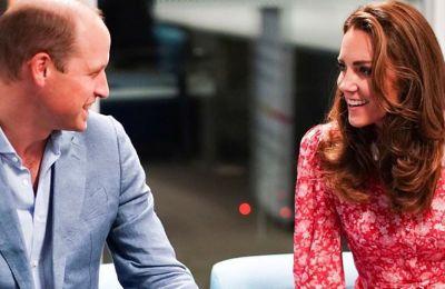 H chic εμφάνιση της Kate σε συνάντηση της με Κύπρια κλινική ερευνήτρια