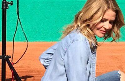 Τζένη Μπαλατσινού - Kate Moss: Όταν έκανα πασαρέλα στο fashion show του Βασίλειου Κωστέτσου