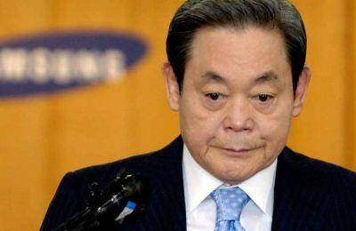 Έφυγε από την ζωή ο πρόεδρος της Samsung Lee Kun-hee