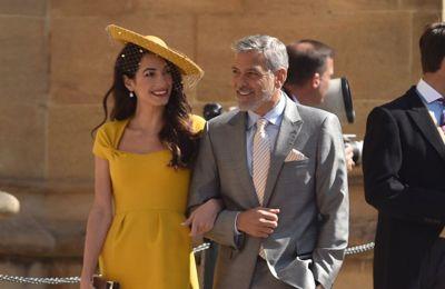 Η αντίδραση των Clooneys στον γάμο των Sussex: «Δεν τους ξέρουμε»