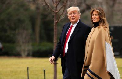 Βοηθός του Trump μιλάει για τον «περίεργο γάμο» του ζευγαριού