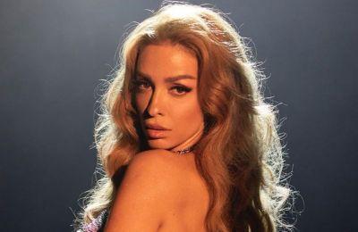 Η Ελένη Φουρέιρα στο Instagram του beauty brand της Rihanna