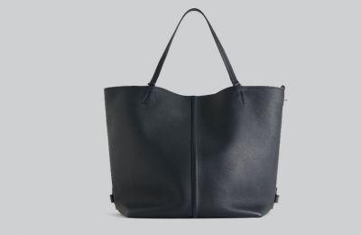 Ultramarine δερμάτινη τσάντα €639 από Max Mara